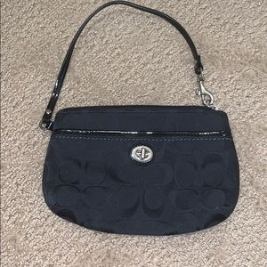 COACH wristlet PERFECT CONDITION